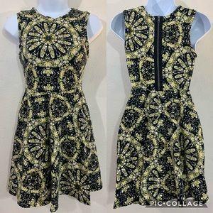 Vans kaleidoscope sleeveless skater dress